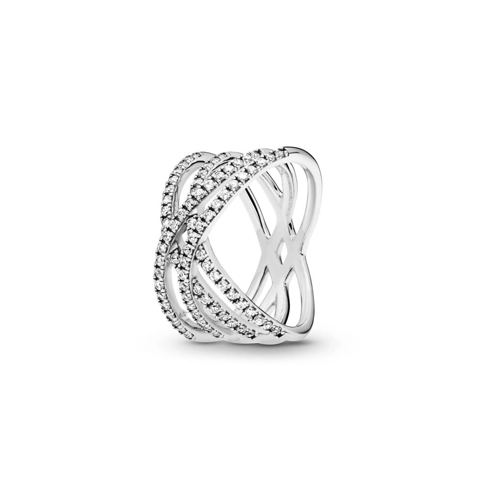 טבעת כסף עיטורים קוסמיים