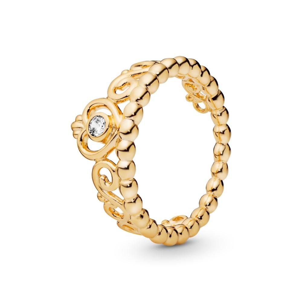 טבעת SHINE כתר נסיכות