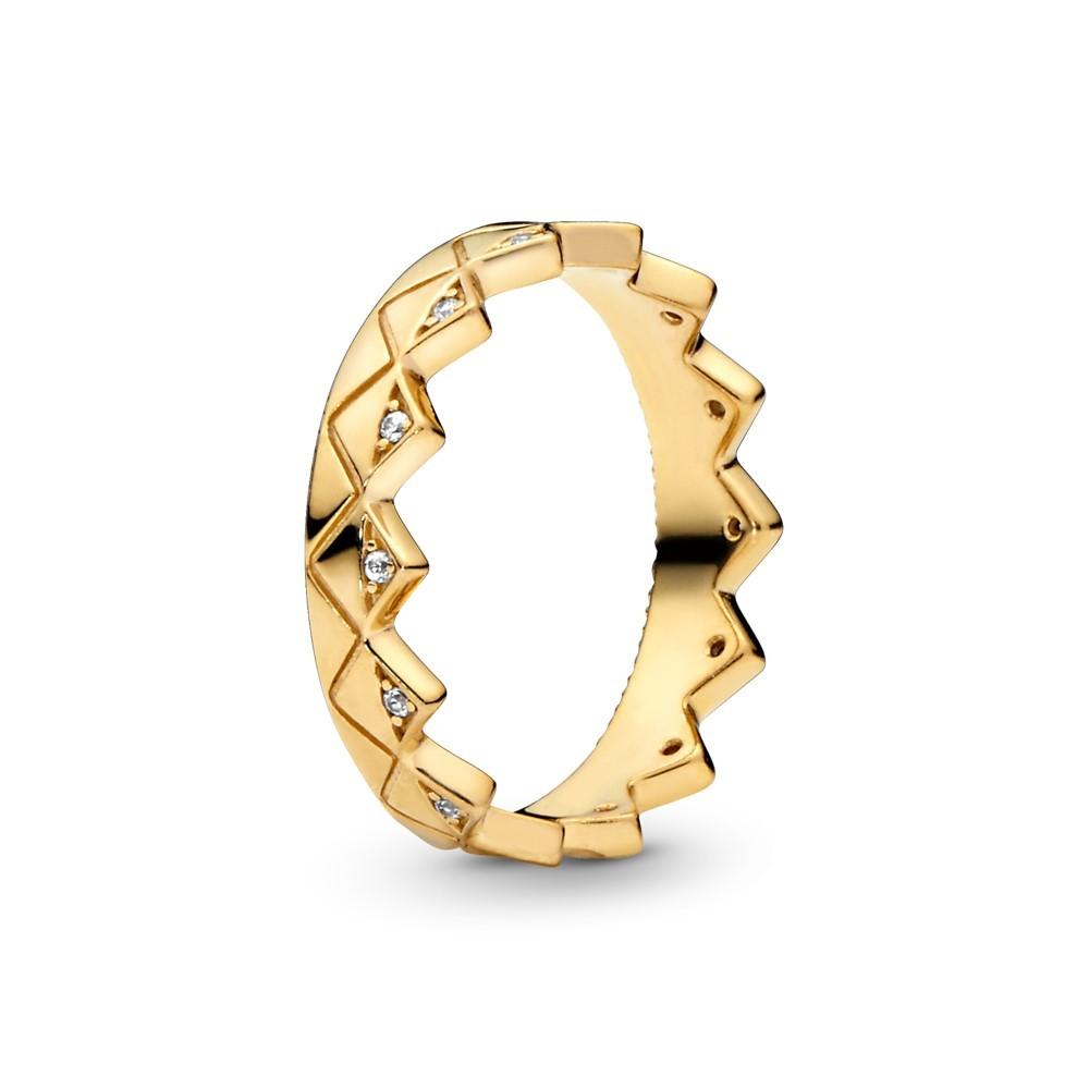 טבעת SHINE כתר אקזוטי