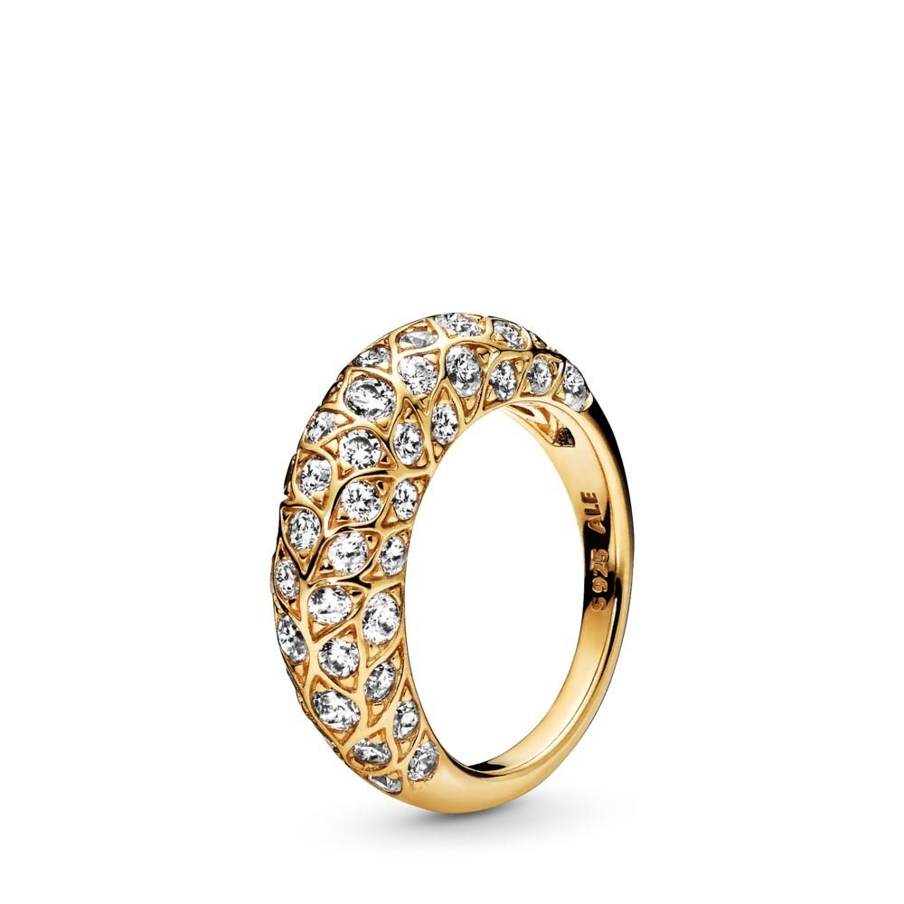 טבעת שיין רקמות העלה