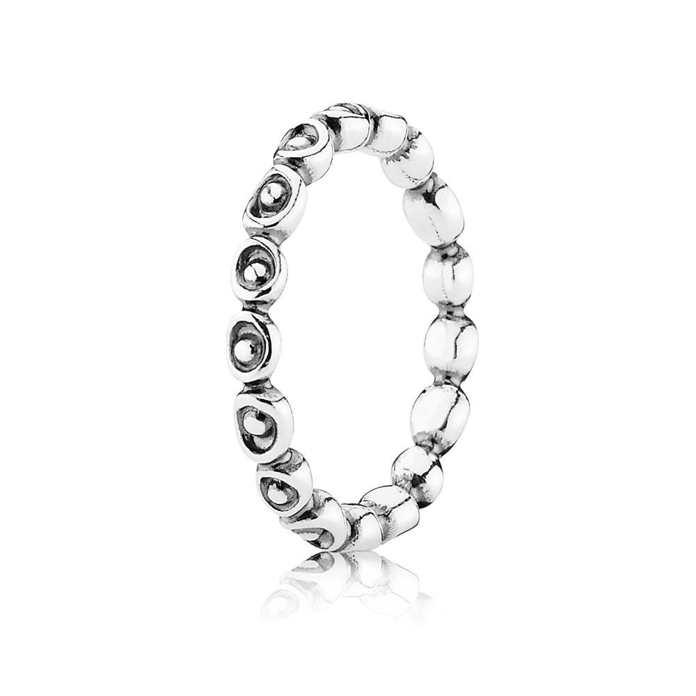 טבעת מכסף סטרלינג בלונים