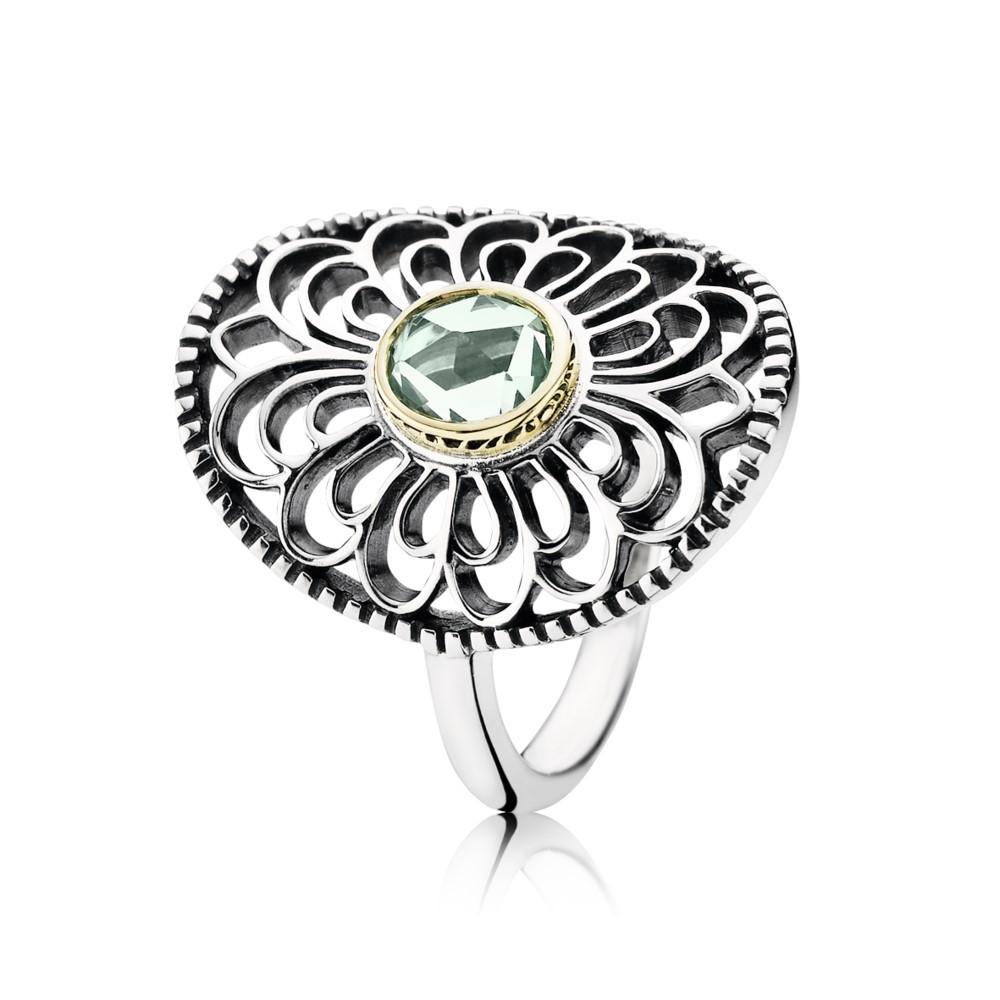 טבעת תחרה וינטג