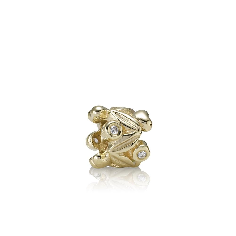 זהב זיגזג עם יהלומים