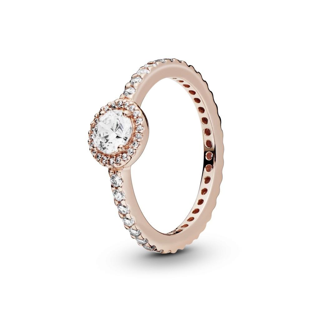 טבעת PANDORA רוז קלאסיות אלגנטית