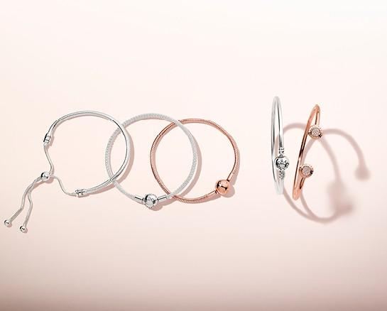 עיצוב תכשיטים: רק בתכשיטי פנדורה, את יכולה להרכיב בעצמך את התכשיט המדויק לך