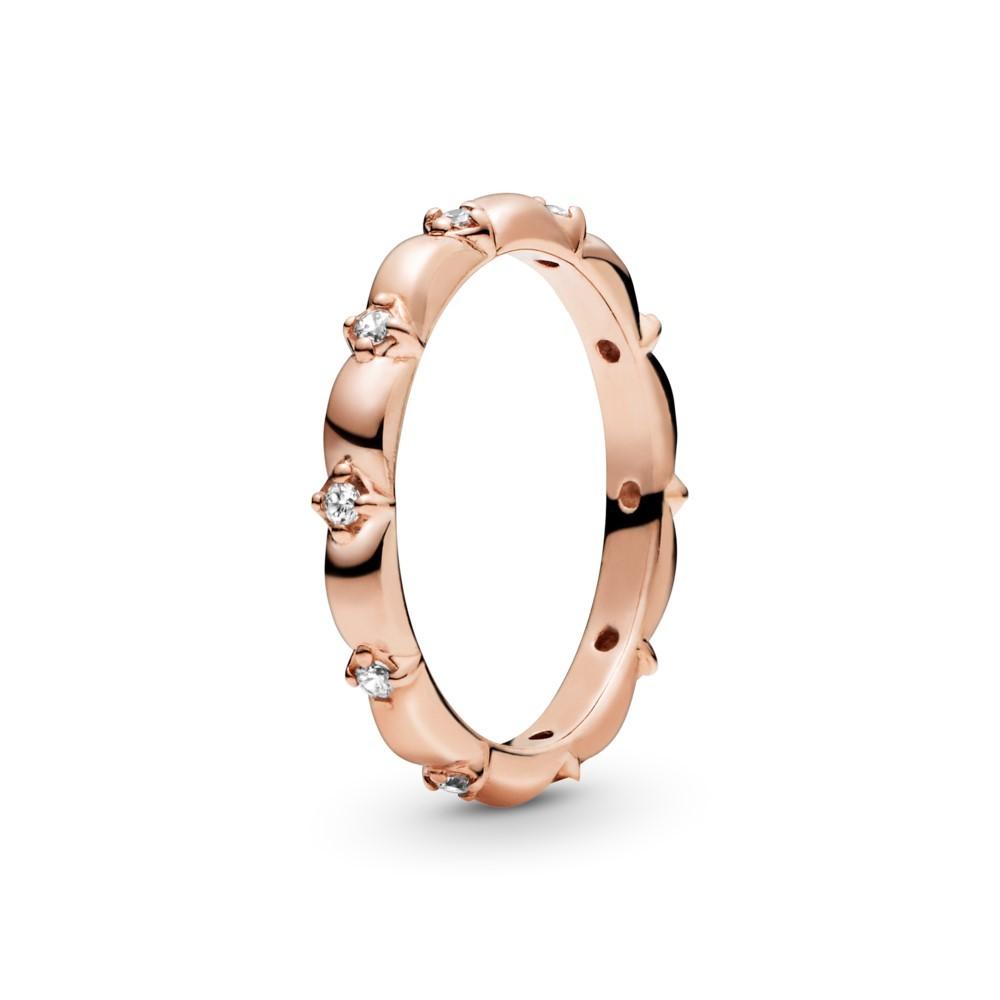 טבעת רוז עלי כותרת