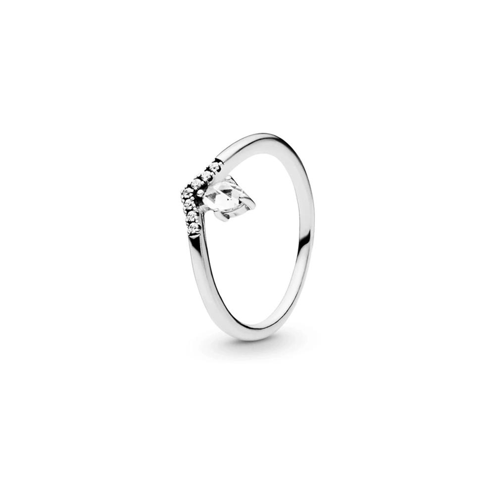 טבעת כסף משאלה קלאסית