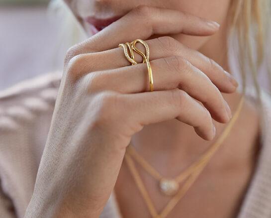 תכשיטים ציפוי זהב